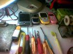 Peralatan Service Ponsel