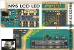 Nokia N95_LCD Led