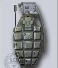Ponsel pejuang palestina
