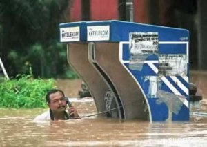 Water Resistant Phone