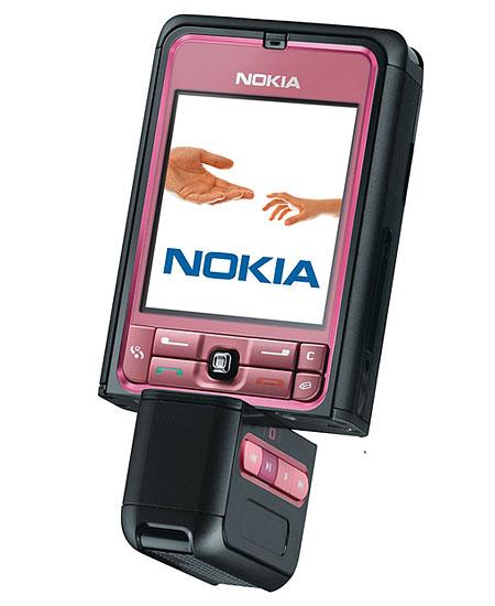 Cara Buka Casing Nokia 3250