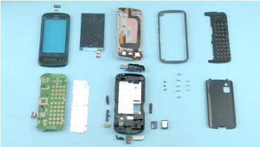 Cara Membuka Casing Nokia C6-00