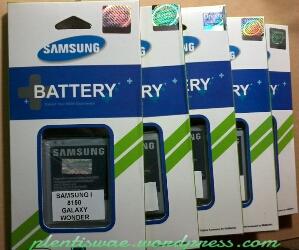 baterai samsung galaxy w logo sein