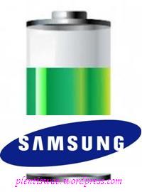 Kode baterai samsung galaxy android