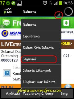 Aplikasi Jalur Mudik Tol Android_3