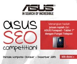 ASUS SEO Contest