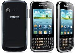 Cara Membuka Casing Samsung Galaxy Chat