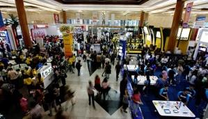 Pameran Indocomtech ke-22 Jakarta