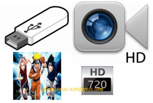 Jual Flashdisk Isi Video Naruto